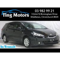"""2009 Toyota Wish 1.8S 16"""" Alloy Wheel, Fog Light, Paddle Shift, HID Head Lights and More (ORC not incl)"""