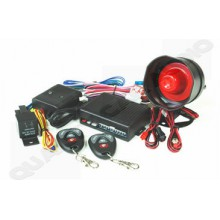 Mongoose M30 Car Alarm FITTED