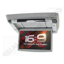 """Mongoose Q360 10.2"""" Roof mount DVD/CD player"""