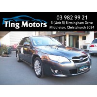 """2009 Subaru Legacy Touring Wagon 2.0i B-Sport Low kms All Wheel Drive Power Driver Seat Fog Lamp Rear Spoiler 16"""" alloy Wheels with Easy Finance"""