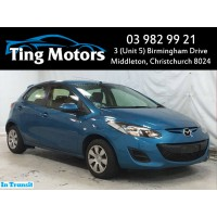 2013 MAZDA Demio 13 Sky Active 4 Wheel Drive Corner Sensor i-Stop and More(12 Months On Road (ORC) $320 on top)