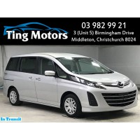 2011 Mazda Biante i-Stop Smart Edition 2 8 Seater Reverse Camera Power Slide Door and More (12 Months On Road (ORC) $320 on top)