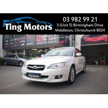 2009 Subaru Legacy Touring Wagon 2.0i Smart Selection 4WD Power Seat Very Low K and More with Easy Finance (12 Months On Road (ORC) $320 on top)