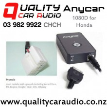 ANYCAR 1080D iPod Aux Integration for Honda with Easy Finance Fitted From $199