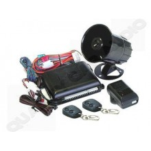 Mongoose M20 Entry Level Alarm FITTED