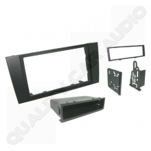 QCA-FAC 0009 AUDI A4 2000-2004 2DIN Fascia Panel ** DISCONTINUE MODEL ** 11-001 / 11-006