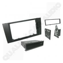 QCA-FAC 0009 AUDI A4 2000-2004 2DIN Fascia Panel ** DISCONTINUE MODEL ** 11-001 / 11-006