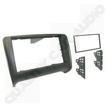QCA-FAC 0010 AUDI TT 2DIN Fascia Panel