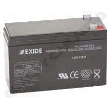 Exide-JTT12V620 Vrla 12 Volts