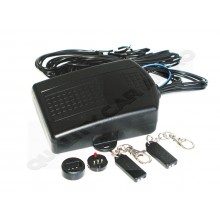 Mongoose M15 3 Star Dual circuit Touch-Key transponder immobiliser FITTED