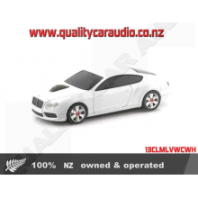 13CLMLVWCWH Landmice Bentley Continental GT White - Easy LayBy