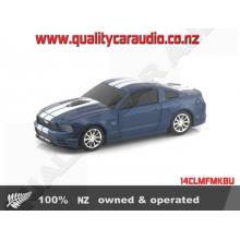 14CLMFMKBU Landmice Mustang GT Blue/White - Easy LayBy
