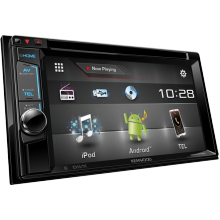 "Kenwood DDX4016BT 6.2"" Bluetooth (2 Phones) DVD USB AUX NZ Tuners 3x Pre Outs with Easy Layby"
