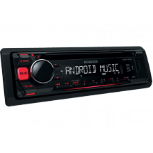 KENWOOD KDC-100UR CD USB AUX NZ Tuners 1x Pre Out with Easy Finance