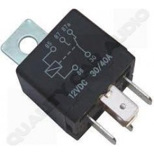 AVS RELAY 12v 40amp 5-pin relay
