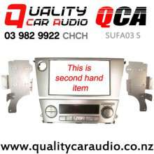 QCA-SUFA03 S Double Din Stereo Facial Kit for Subaru Legacy / Outback 2003 - 2008 with Single Zone Aircon (Second Hand) with Easy Finance