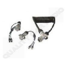 AVS RAT4P2 Metal trailer cable set for two cameras
