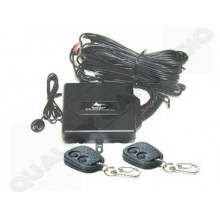 Mongoose M40 3 Star remote dual circuit immobiliser with keyless entry FITTED