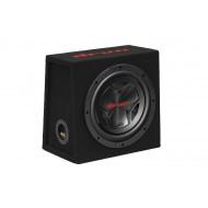 """JVC DR1210BOX Loaded Enclosure 12"""" Single Voice Coil 1200 Watt Sub Woofer"""