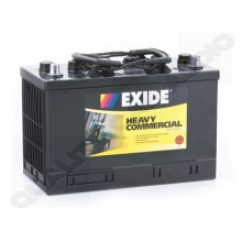 Exide-12B Hybrid 6 Volts