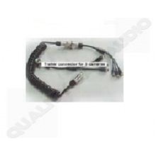 AVS RAT4P3 Metal trailer cable set for three camer