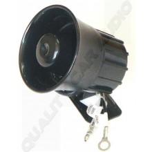 Mongoose MSB60 Compact standard siren – single tone – M60B type