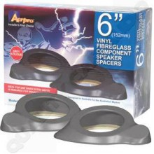 Aerpro 72 APF62GR SPACER 6IN COMPONENT GREY