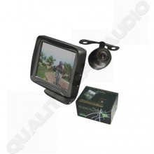 Aerpro 76 G390 REVERSE CAMERA WIRED 3.5 IN