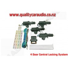4 Door Central Locking System