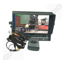 "AVS RM70C 7"" high resolution LCD monitor"