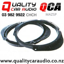 "QCA-MAZSP 6"" / 6.5"" Mazda OEM Car Speaker Adapters (Pair)"