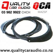 """QCA-MAZSP 6"""" / 6.5"""" Mazda OEM Car Speaker Adapters (Pair)"""