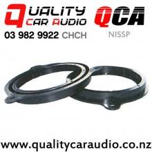 "QCA-NISSP 6"" / 6.5"" Nissan OEM Plastic Car Speaker Adapters (Pair)"