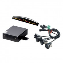 Parkmate PTS410M7-F FRONT SENSOR KITS (Black) with Easy Payments