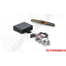 76 PTS400M5-FS PARKING SENSOR DIGITAL FRONT SILVER - Easy LayBy