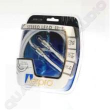 Aerpro 73 ADM135W STEREO LEAD 3.5MM TO 3.5MM