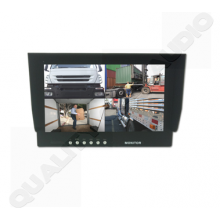 "AVS RM90C 9"" high resolution LCD monitor"