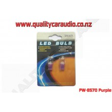 PW-8570 Purple LED BULB - Easy LayBy