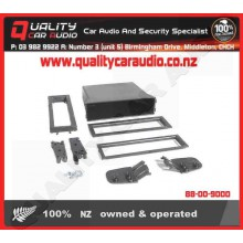 88-00-9000 Universal Radio Install Kit - Easy LayBy