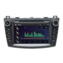 AudioSources AS-8813 Mazda 3 Axela 10-13 Media Unit with Easy Payments