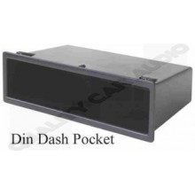 DDP Single Din size Dash Pocket with Easy Layby