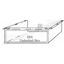 DIN Underdash Box