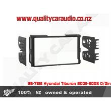 95-7313 Hyundai Tiburon 2003-2008 D/Din - Easy LayBy
