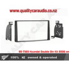 95-7323 Hyundai Double Din Kit 2006 on - Easy LayBy