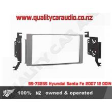 95-7325S Hyundai Santa Fe 2007 12 DDIN - Easy LayBy