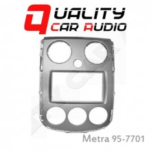 Metra 95-7701 Mazda Verisa 2004 on Double Din with Easy LayBy