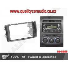 95-8865 Dash Kit Toyota Hi Lux 2012 on Double DIN - Easy LayBy