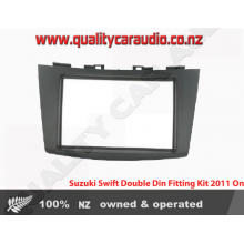 Suzuki Swift Double Din Fitting Kit 2011 On