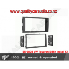 95-9009 VW Touareg D/Din Install Kit - Easy LayBy