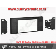 BMW X5 Double Din Fitting Kit 2000 - 2006